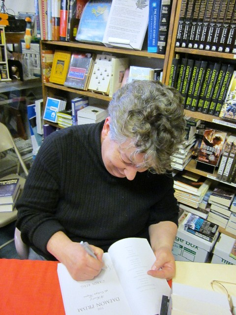 2012 book signing